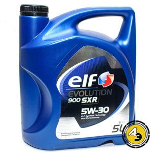 ELF-Evolution-900-SXR-5W30-5l