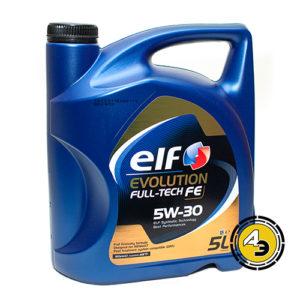 Elf Full-TECH FE 5w-30 5l