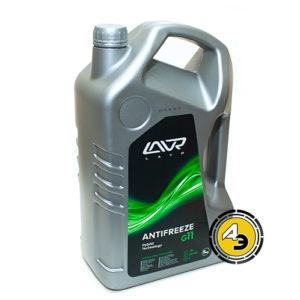 Охлаждающая жидкость ANTIFREEZE LAVR -45°C (G11), 5 кг