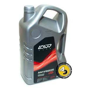 Lavr Ln 1710 антифриз red G12+5 кг